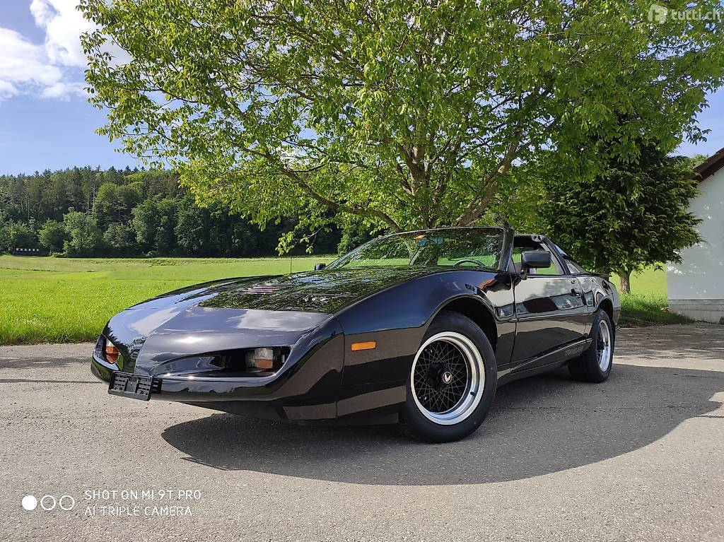 Pontiac Firebird 5.0 V8 Trans Am