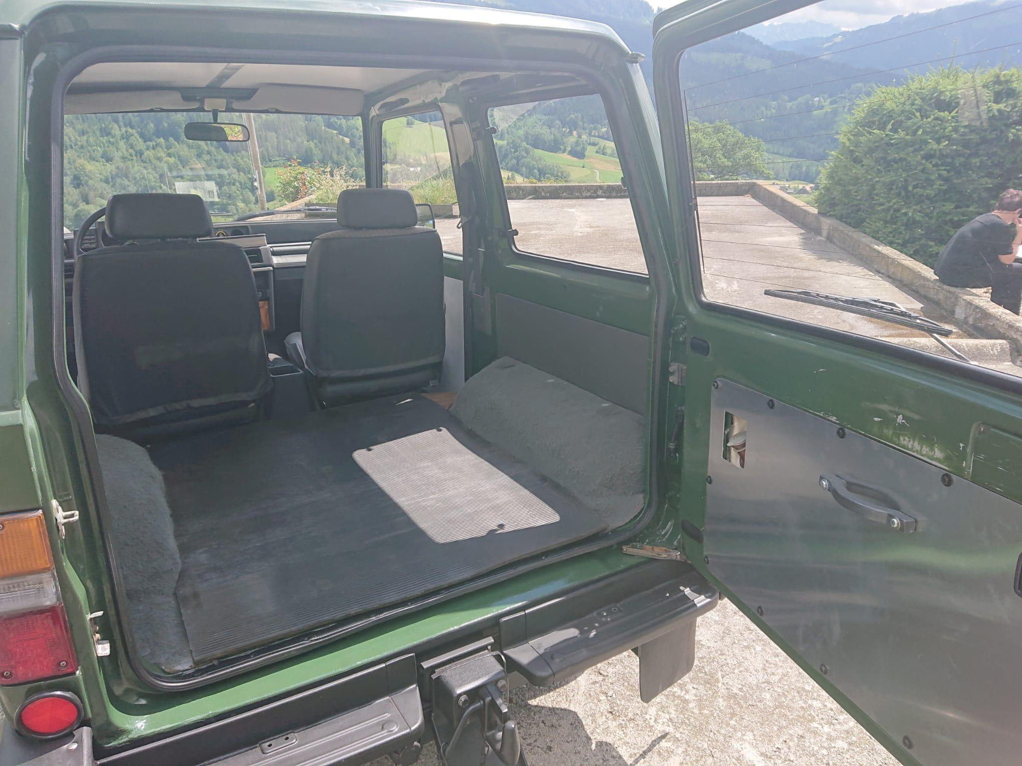 Daihatsu Rocky 2.8 D 4x4 kurz