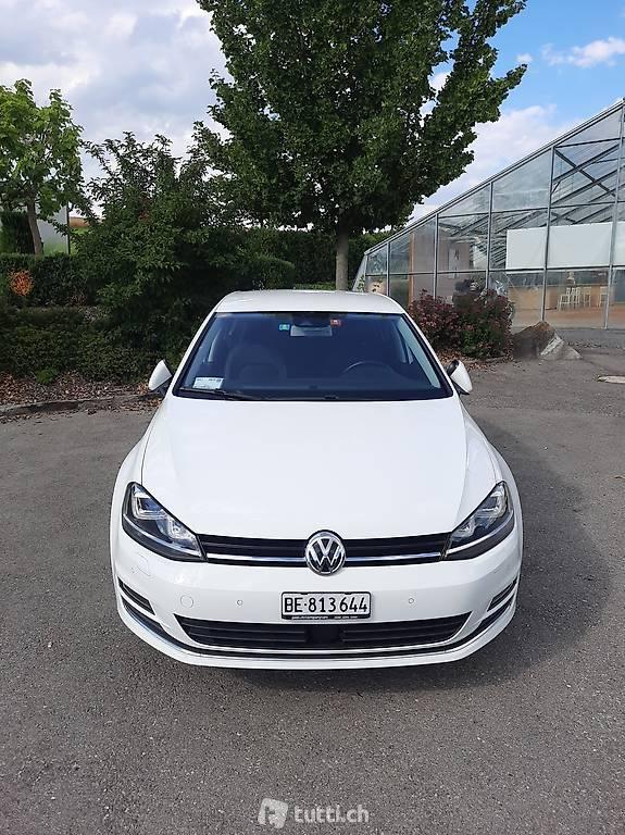 VW Golf VII 1.4 TSI ACT Highline DSG