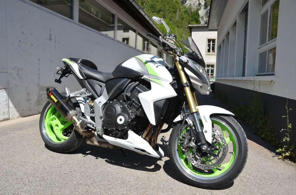 Honda CB 1000 R ABS 9