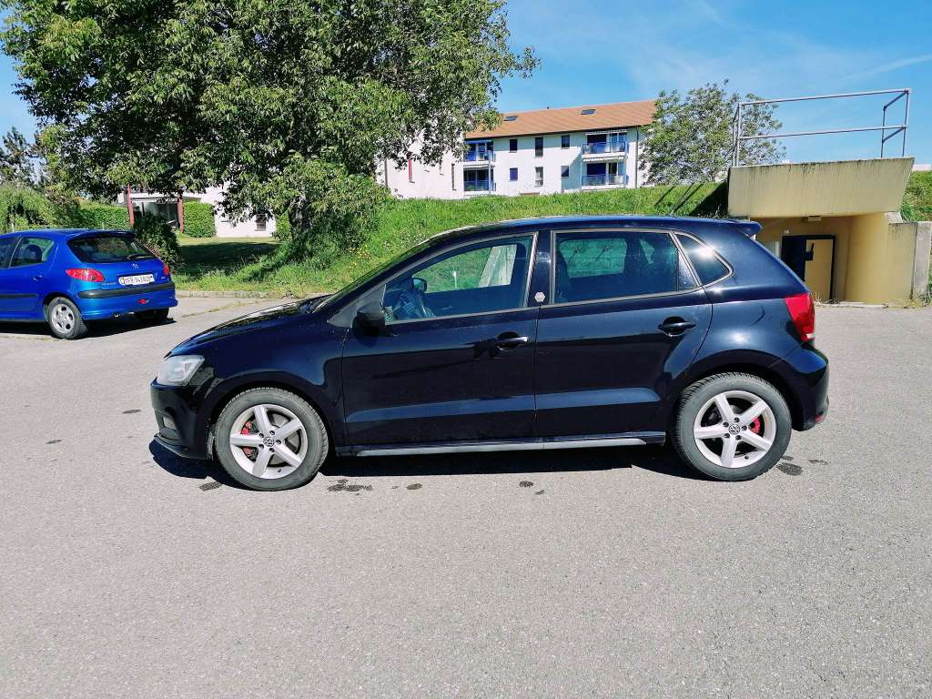 VW Polo 1.4 TSI GTI Carbon Ed. DSG