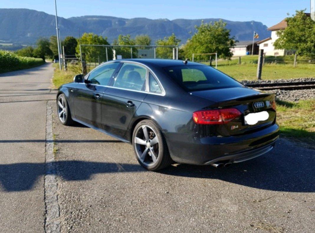 Audi S4 3.0 V6 TFSI quattro S-Tronic