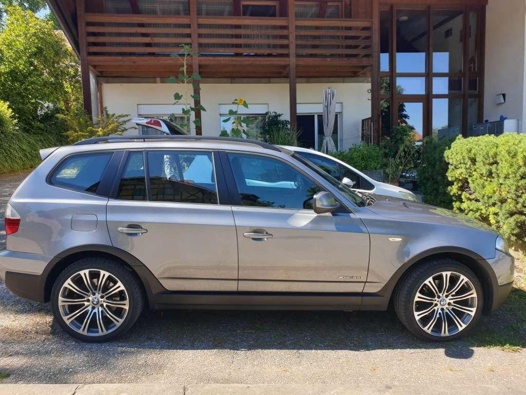 BMW X3 E83 30d xDrive