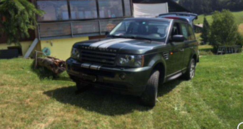 Land Rover Range Rover Sport 2.7 TDV6 SE