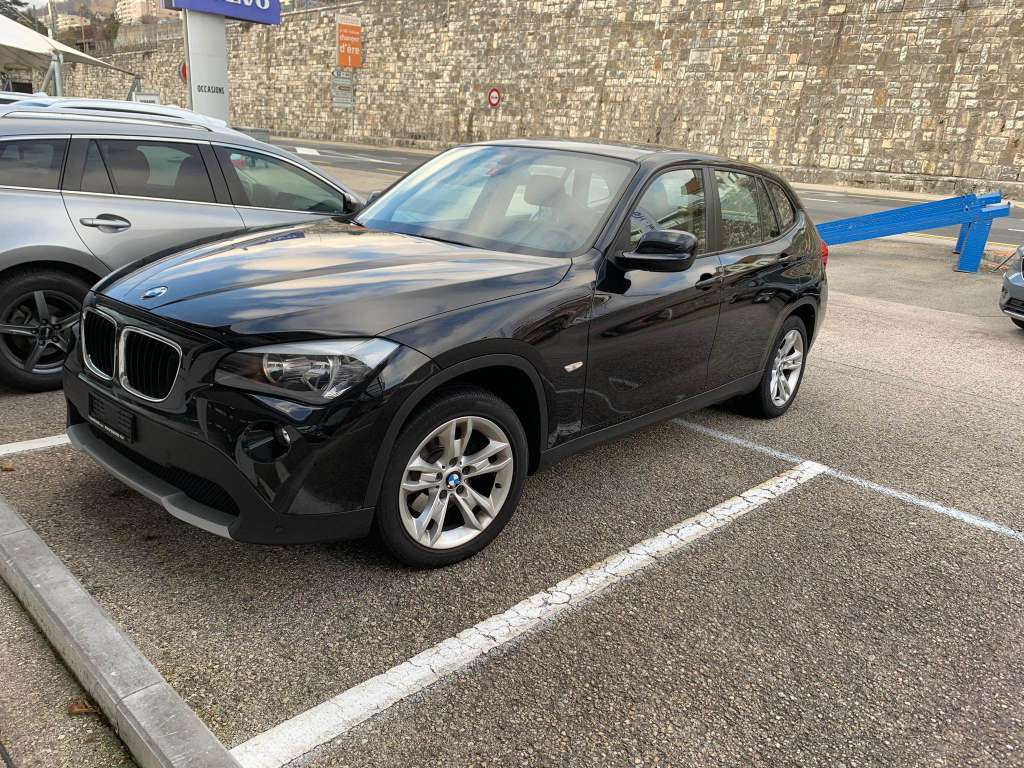 BMW X1 E84 18d xDrive