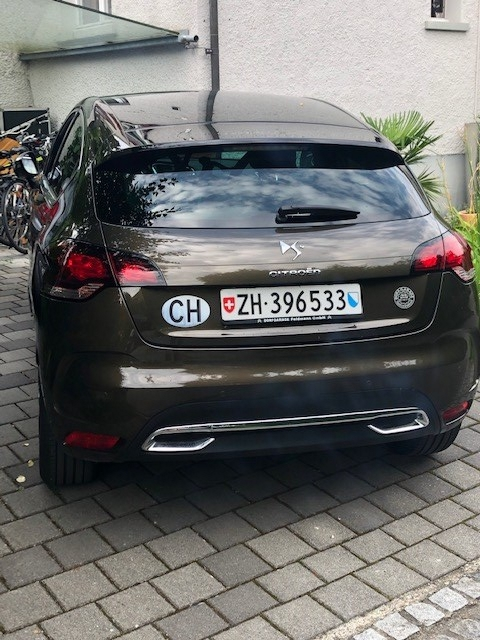 DS Automobiles DS4 2.0 HDi Sport Chic