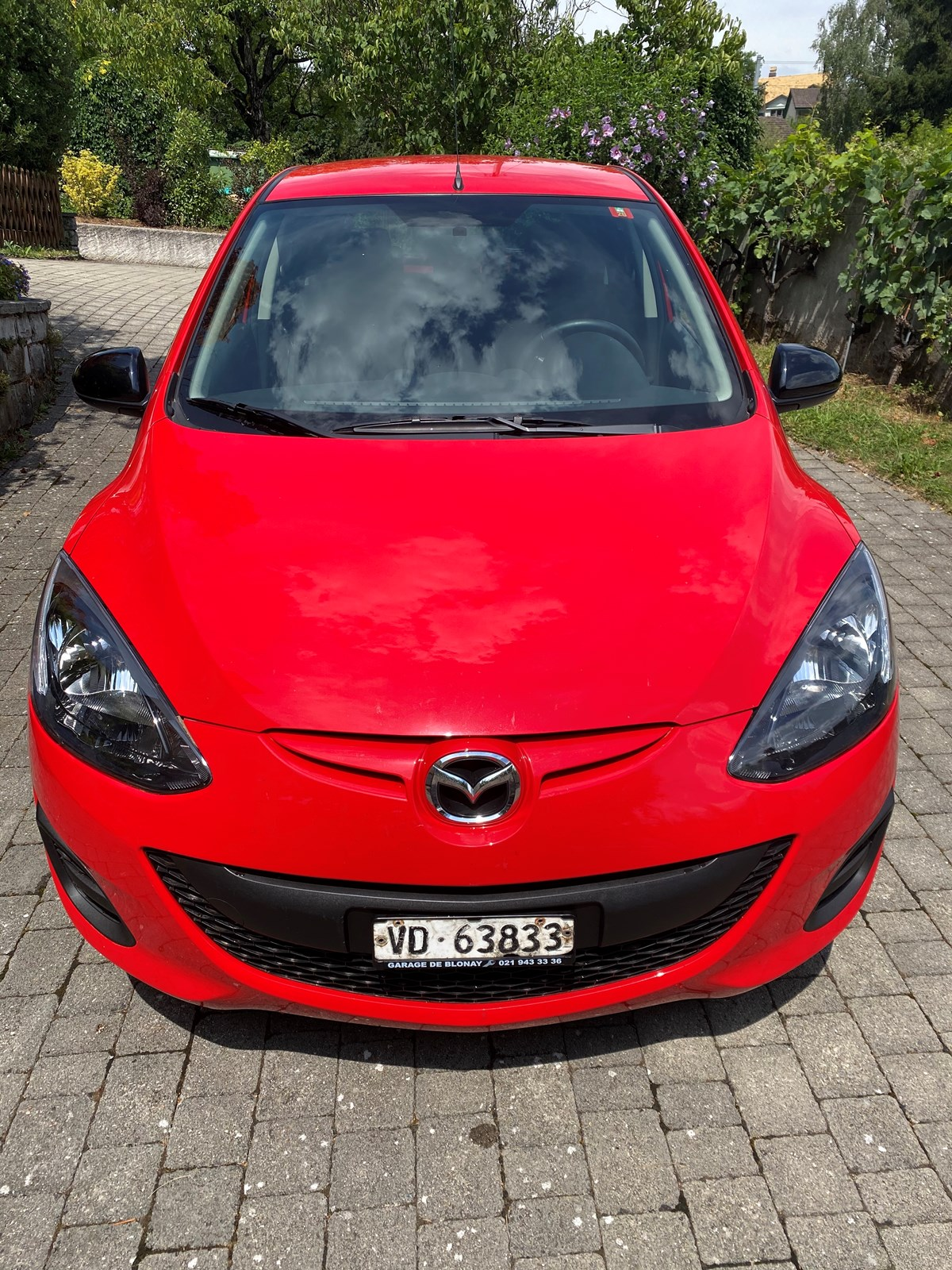 Mazda 2 1.3 75 MZR Suisse Edition