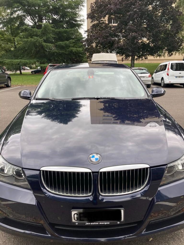 BMW 3er Reihe E90 325i more4you