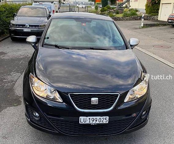 SEAT Ibiza 1.4 TSI 150 FR DSG