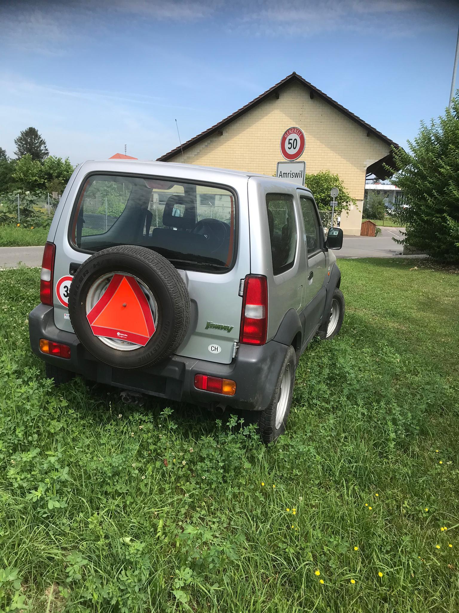 Suzuki Jimny Wagon 1.3 4WD Country