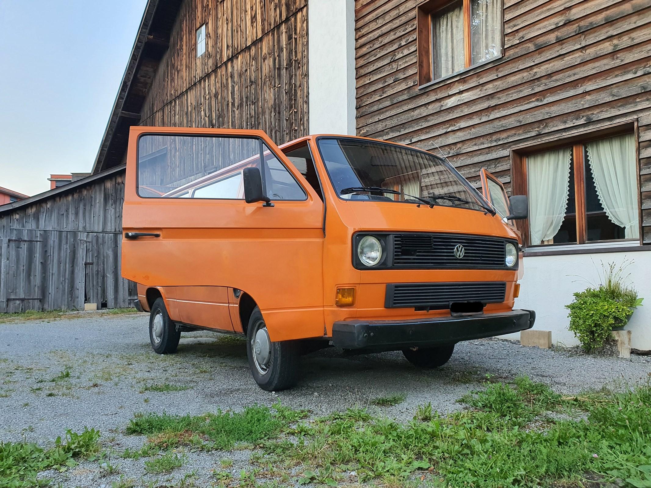 VW T3 Typ 2