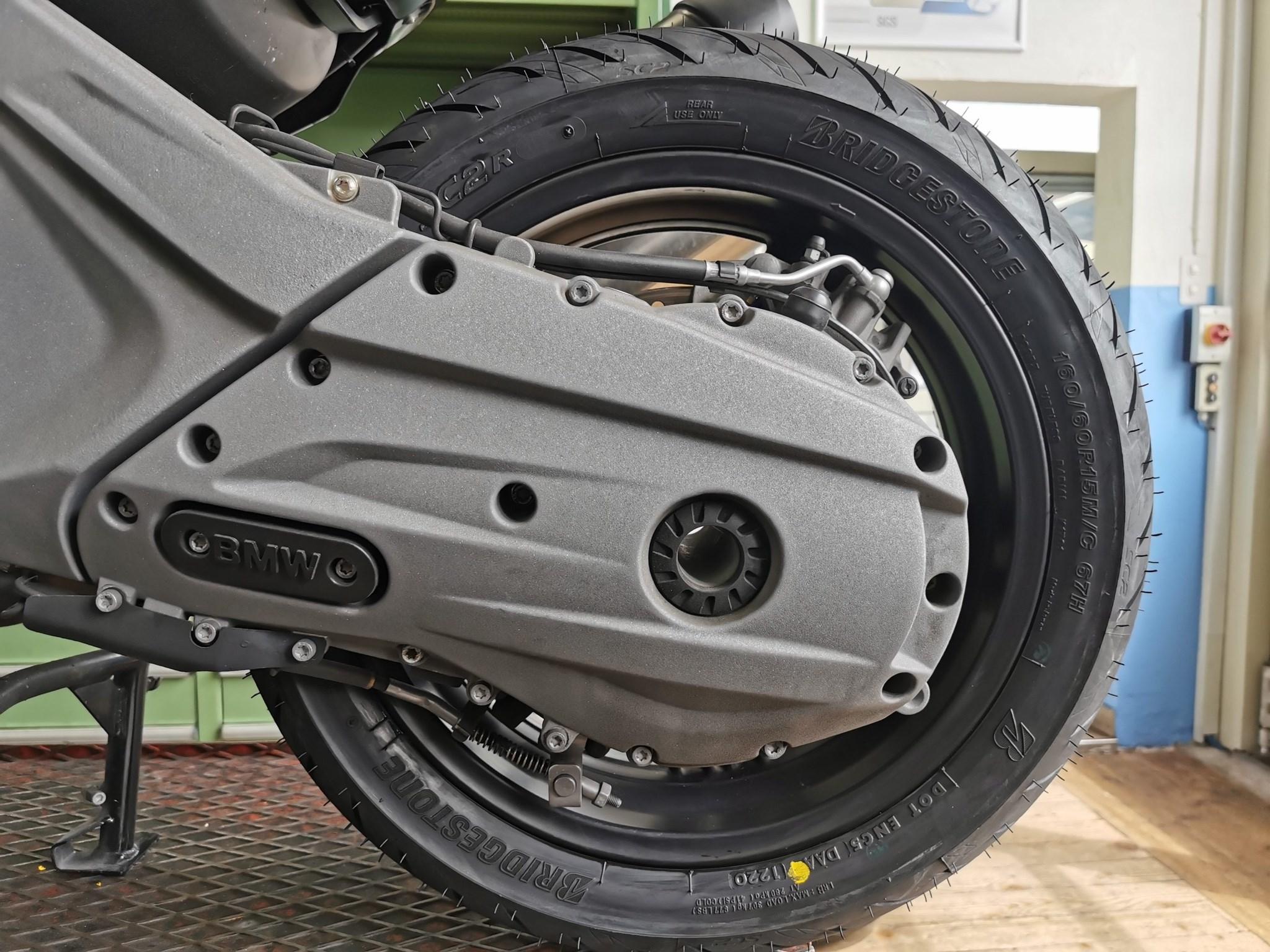 BMW C 650 Sport ABS