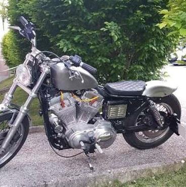 Harley-Davidson XLH 883 STD Sportster