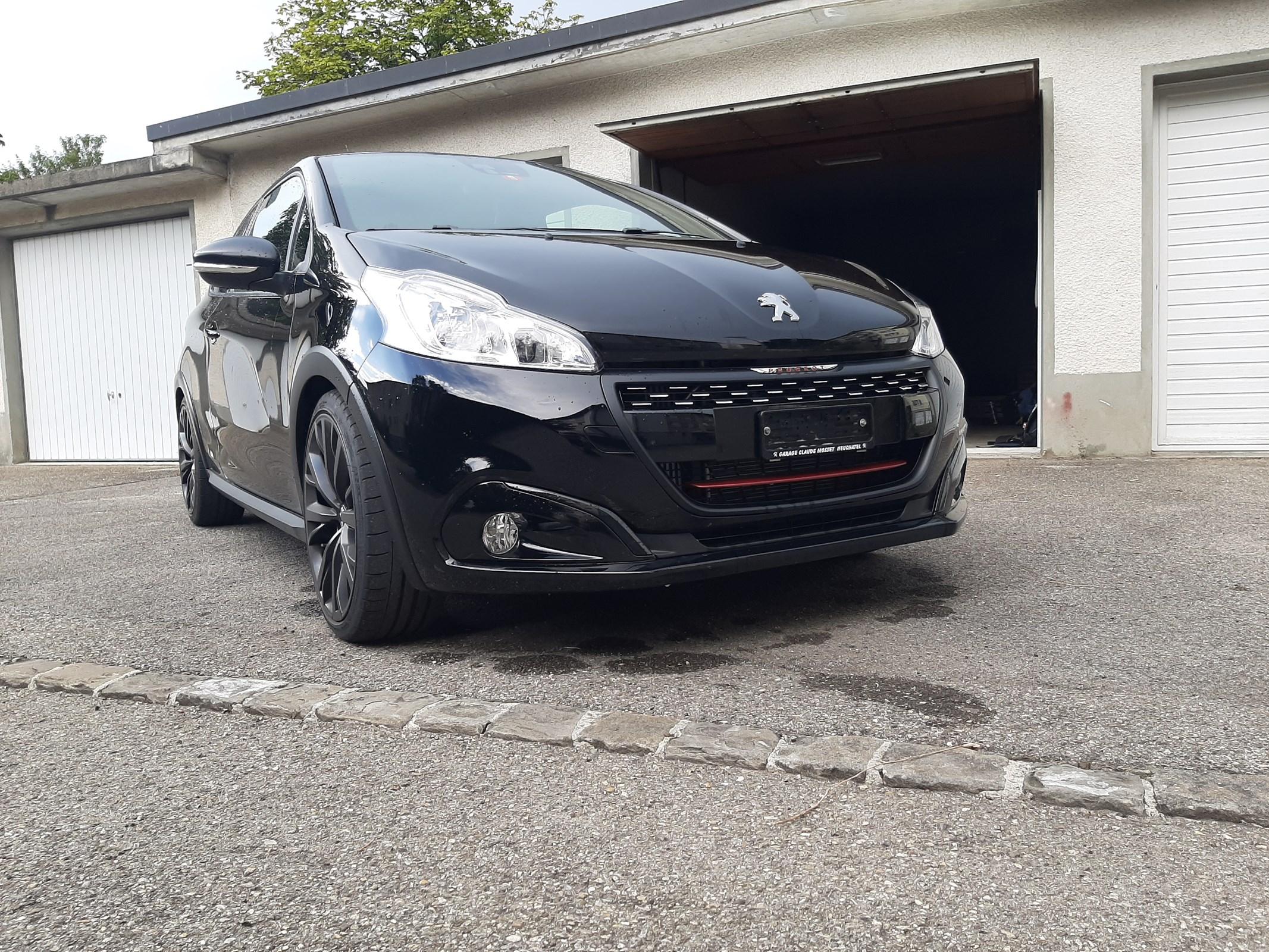 Peugeot 208 1.6 Turbo GTi Sport