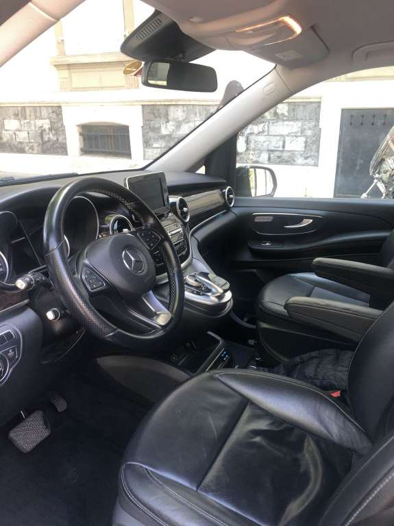 Mercedes-Benz V-Klasse V447 Van V 250 d BlueTec Ava.extr.l. 4m