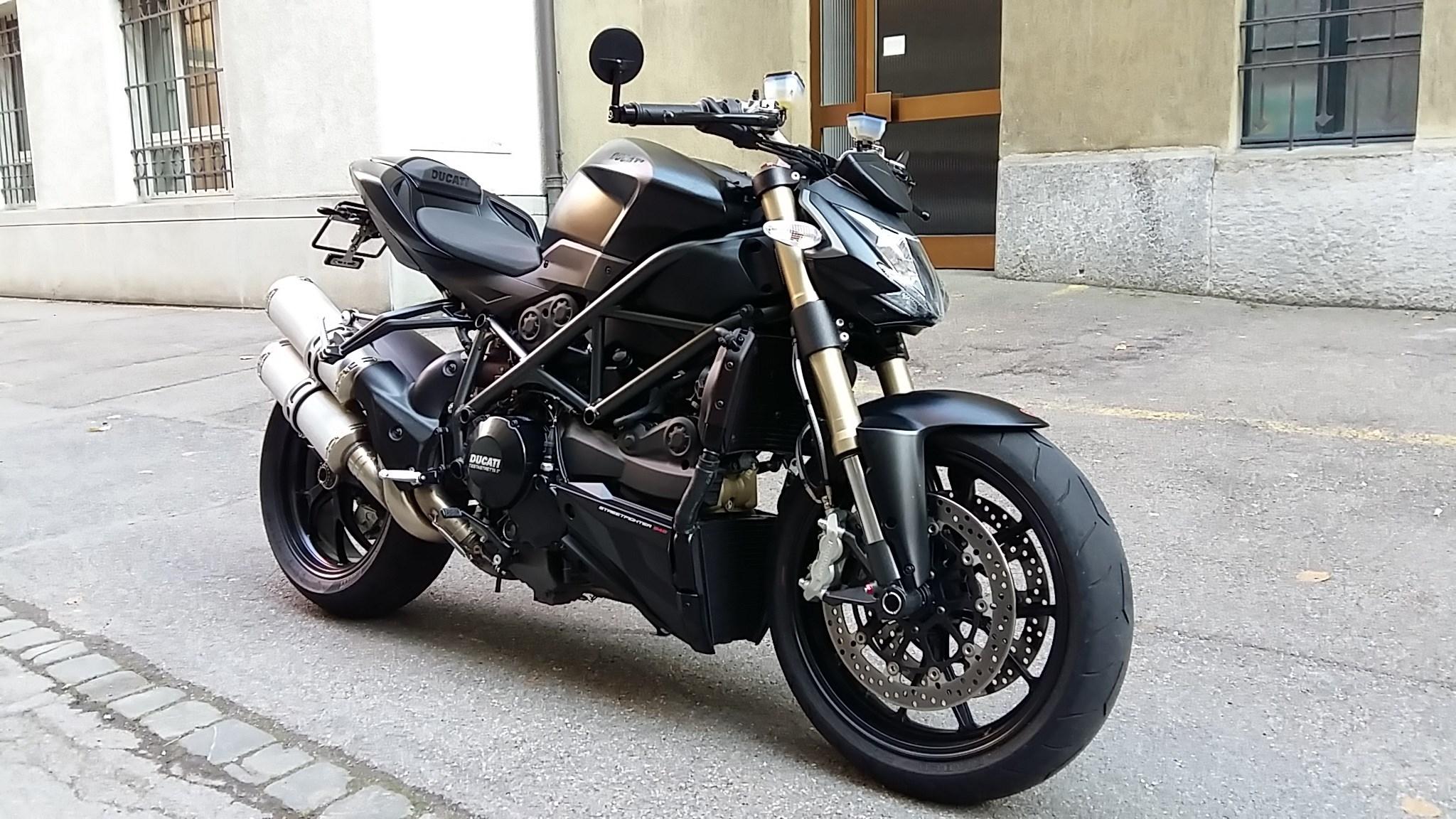 Ducati 848 Streetfighter