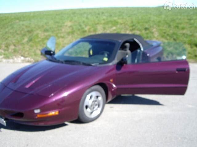 Pontiac Firebird Convertible 3.4 V6