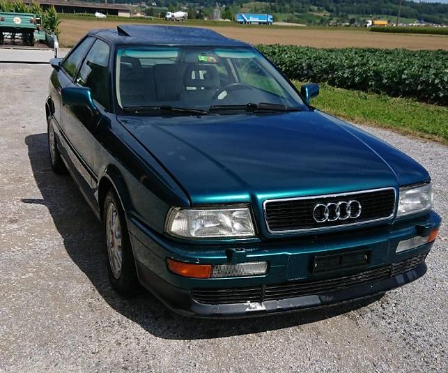 Audi Coupé 2.8 E V6