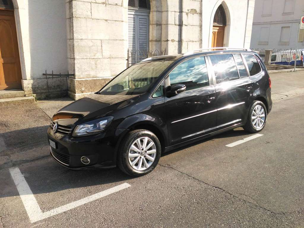 VW Touran 1.4 TSI 140 Highline DSG