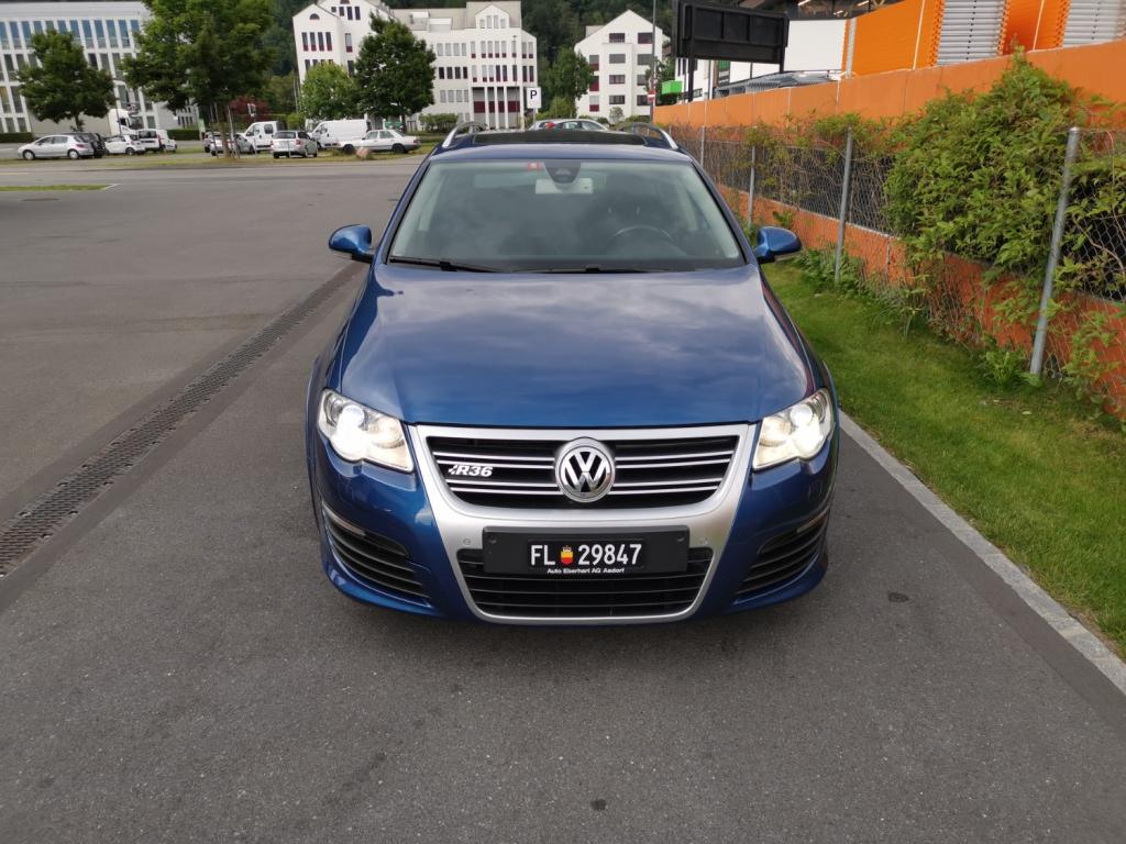 VW Passat Variant 3.6 R36 DSG 4motion