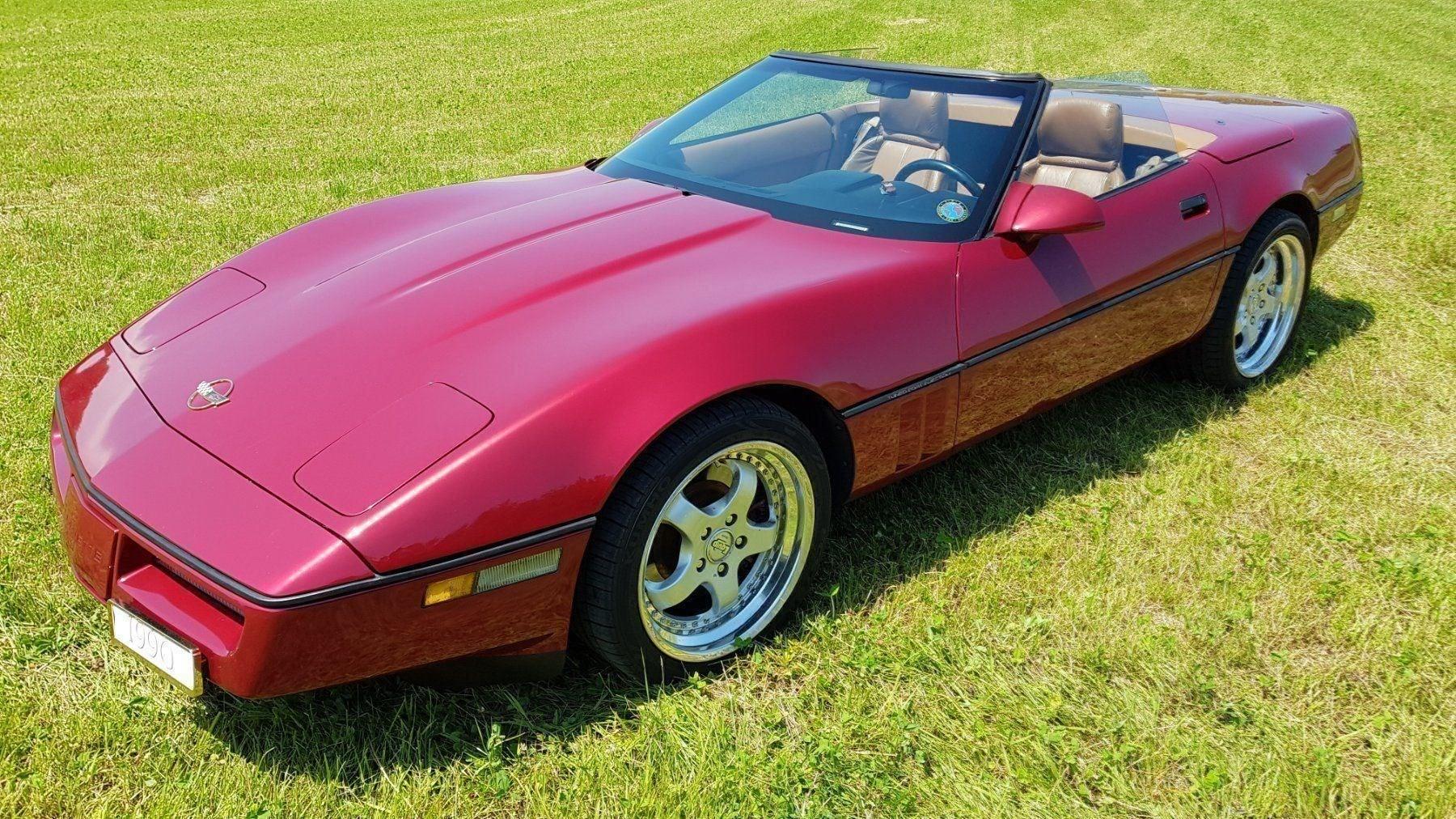 Chevrolet Corvette C4 L98
