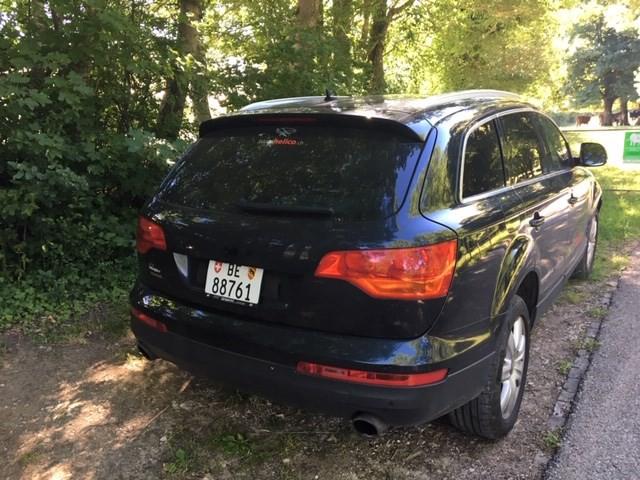 Audi Q7 4.2 FSI V8 quattro T-Tronic