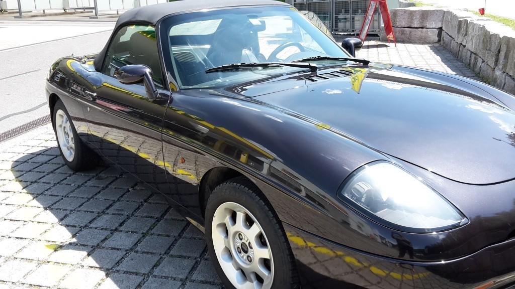 Fiat Barchetta Cabrio 1.8 16V ABS