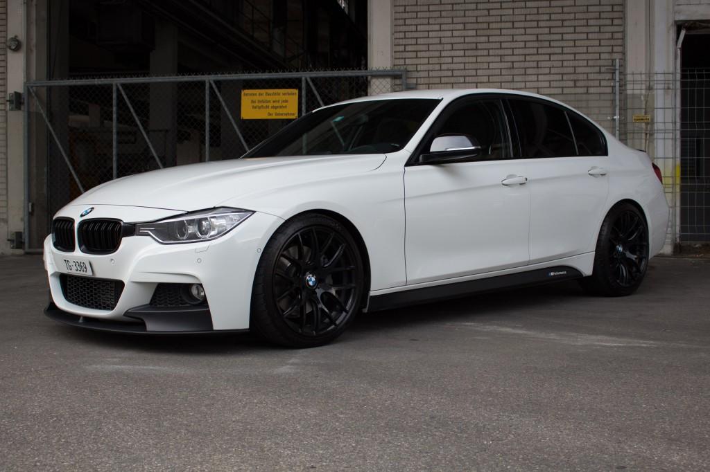 BMW 3er Reihe F30 335i xDrive SAG