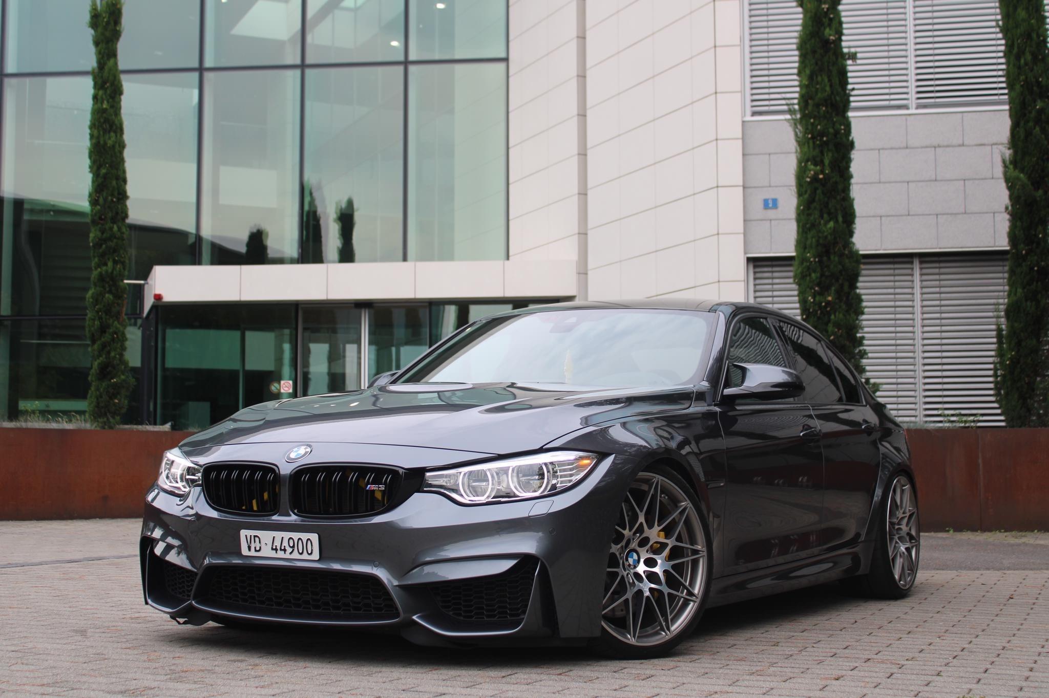 BMW 3er Reihe F80 M3 Competition