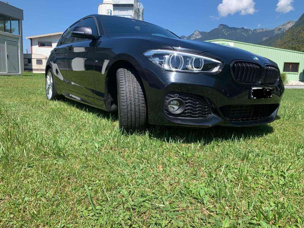 BMW 1er Reihe F20 120d xDrive