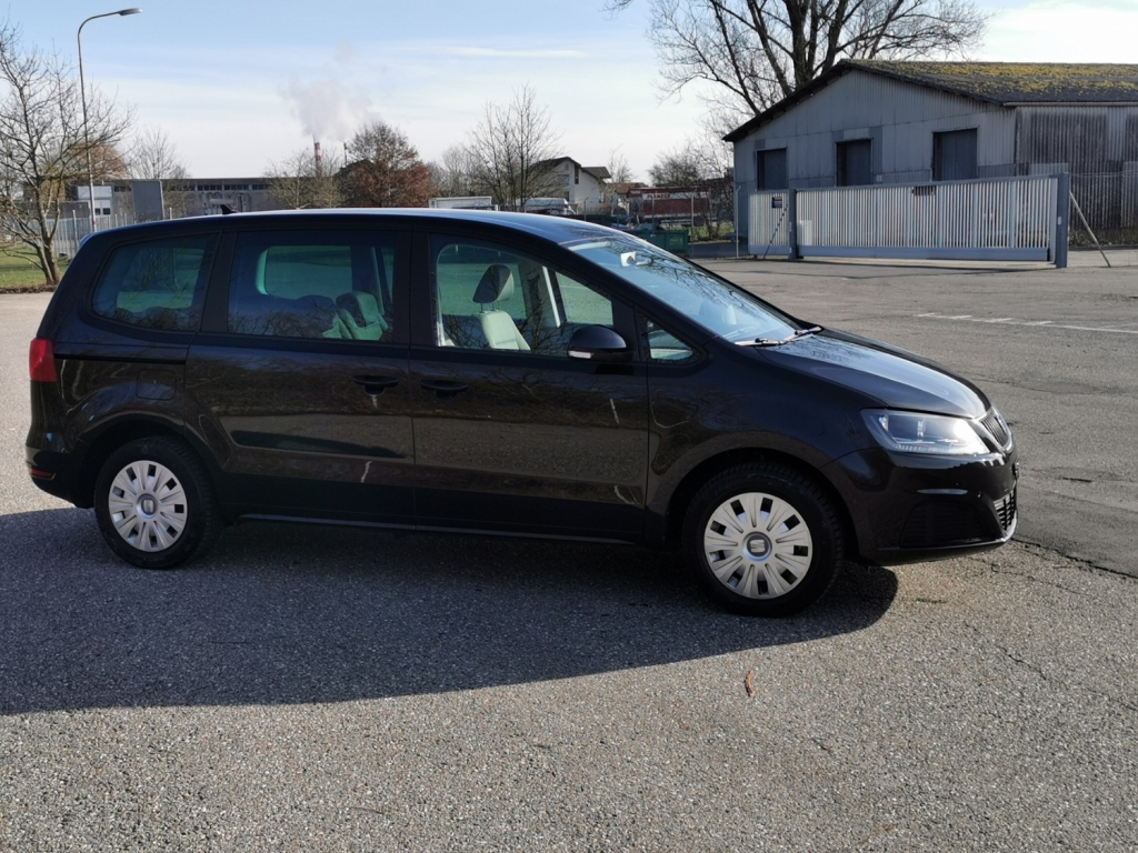 SEAT Alhambra 2.0 TDI 140 Reference DSG S/S