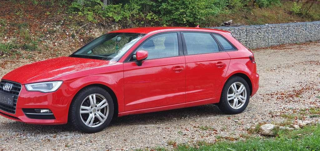Audi A3 Sportback 1.4 T FSI ultra Ambition