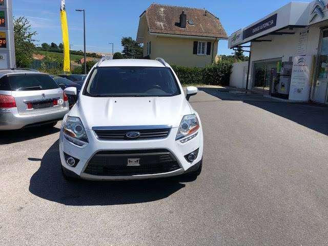 Ford Kuga 2.0 TDCi 140 Titanium S FPS