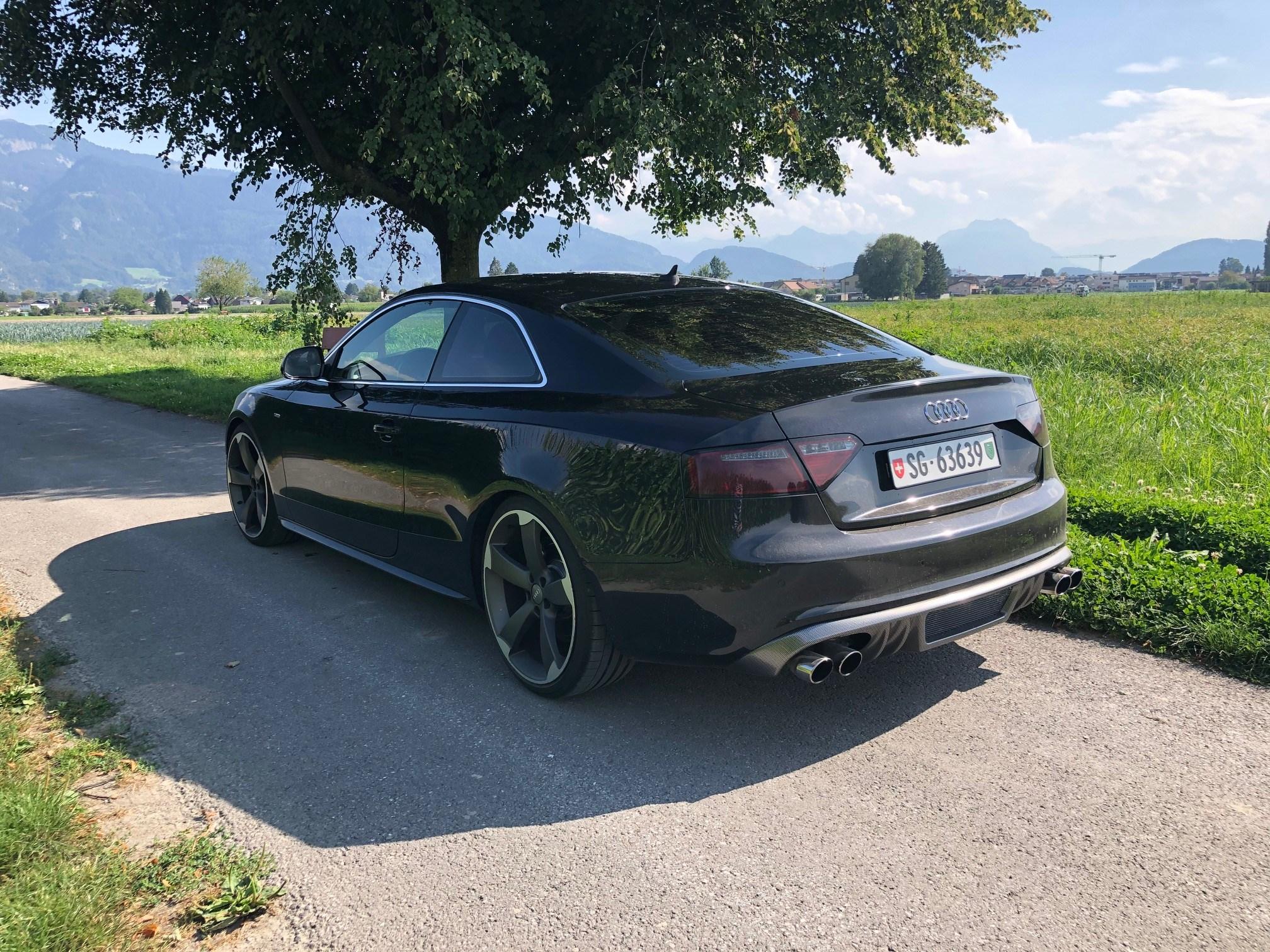 Audi A5 Coupé 2.0 TFSI quattro