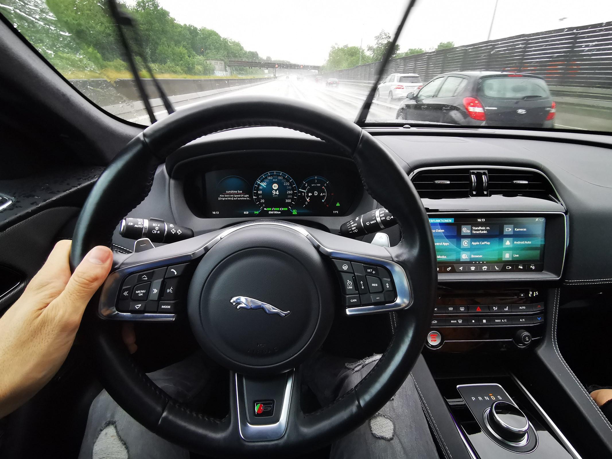 Jaguar F-Pace 3.0 V6 D S AWD