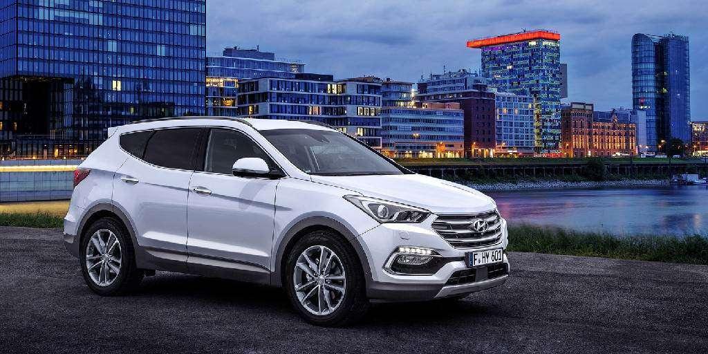 Hyundai Santa Fe  2.2 CRDi Vertex