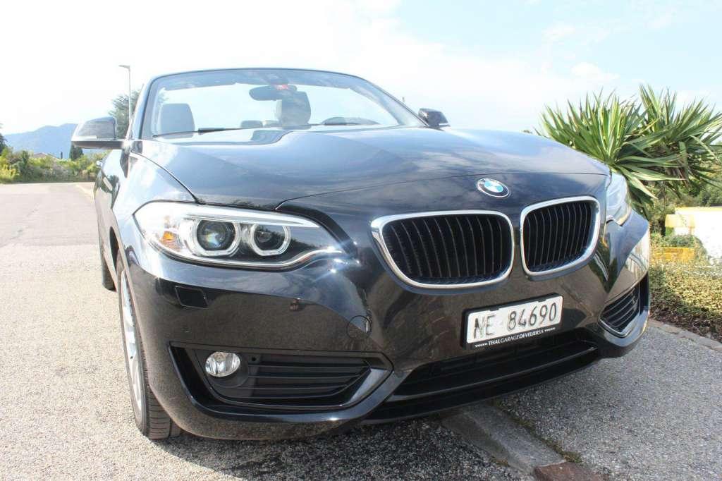BMW 2er Reihe F23 Cabrio 218i