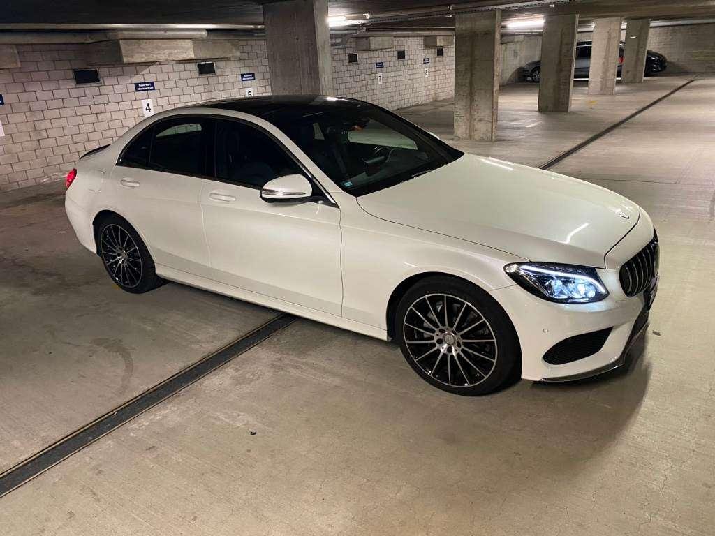 Mercedes-Benz C-Klasse W205 C 200