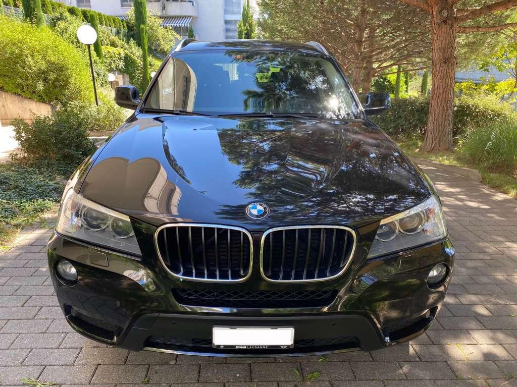 BMW X3 F25 20d xDrive