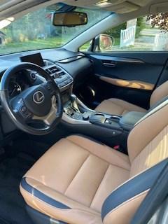 Lexus NX 300h Business