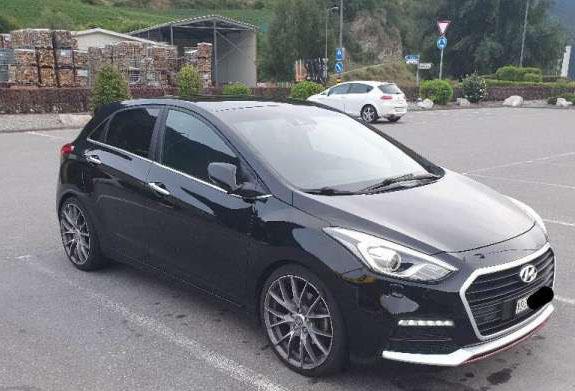Hyundai i30 1.6 GDi Vertex
