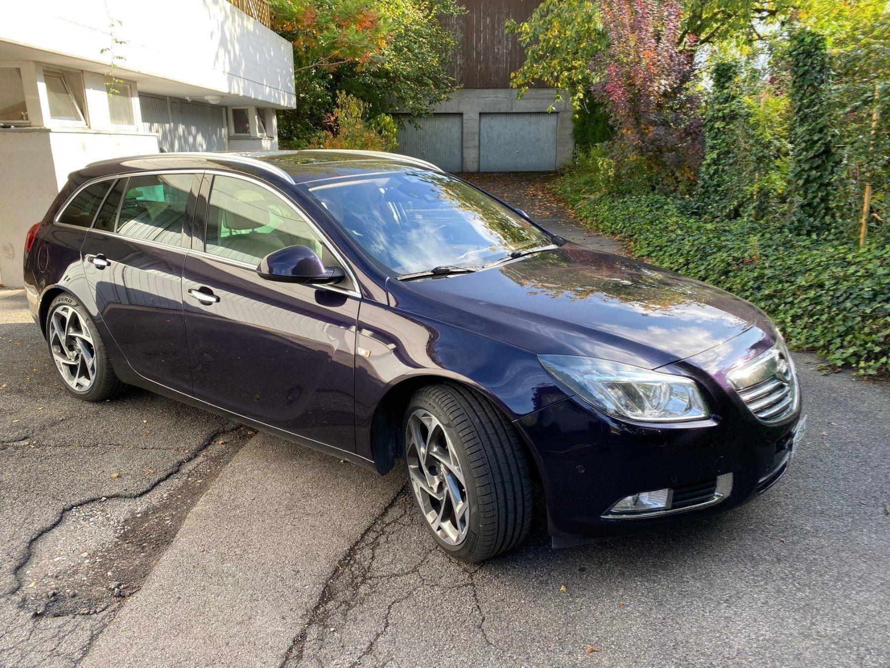 Opel Insignia Sports Tourer 2.0 CDTi 195 4x4 Cosmo
