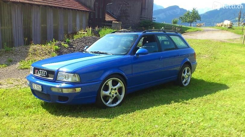 Audi RS2 Avant 2.2 Turbo quattro