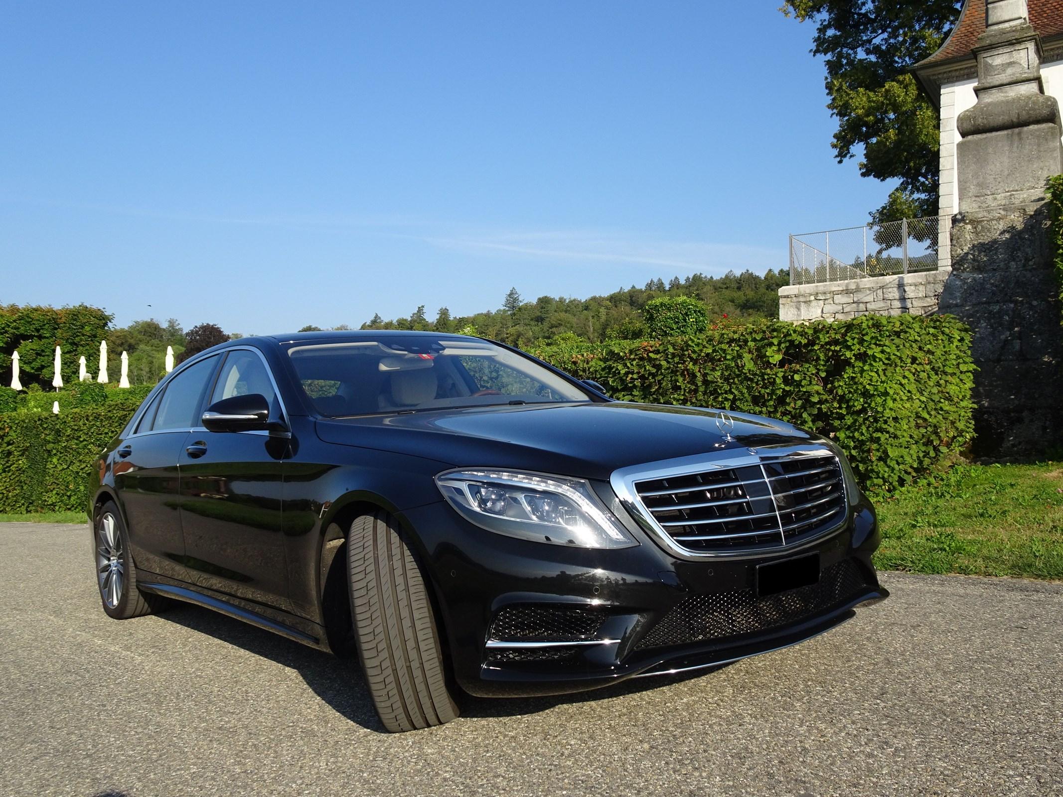 Mercedes-Benz S-Klasse W222 S 500 V8 4matic lang