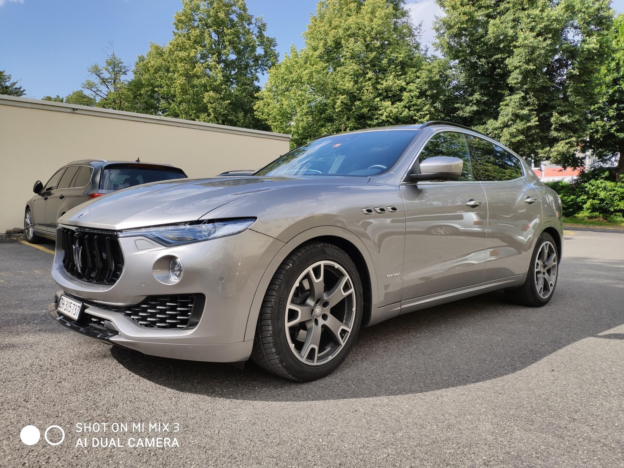 Maserati Levante 3.0 V6 D