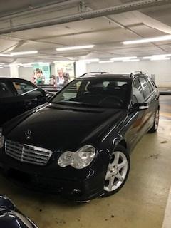 Mercedes-Benz C-Klasse S204 Kombi C 200 CDI