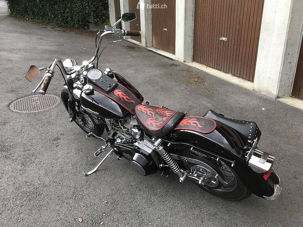 Harley Davidson FL 1200 Shovelhead