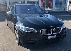 BMW 5er Reihe F11 Touring M 550d xDrive