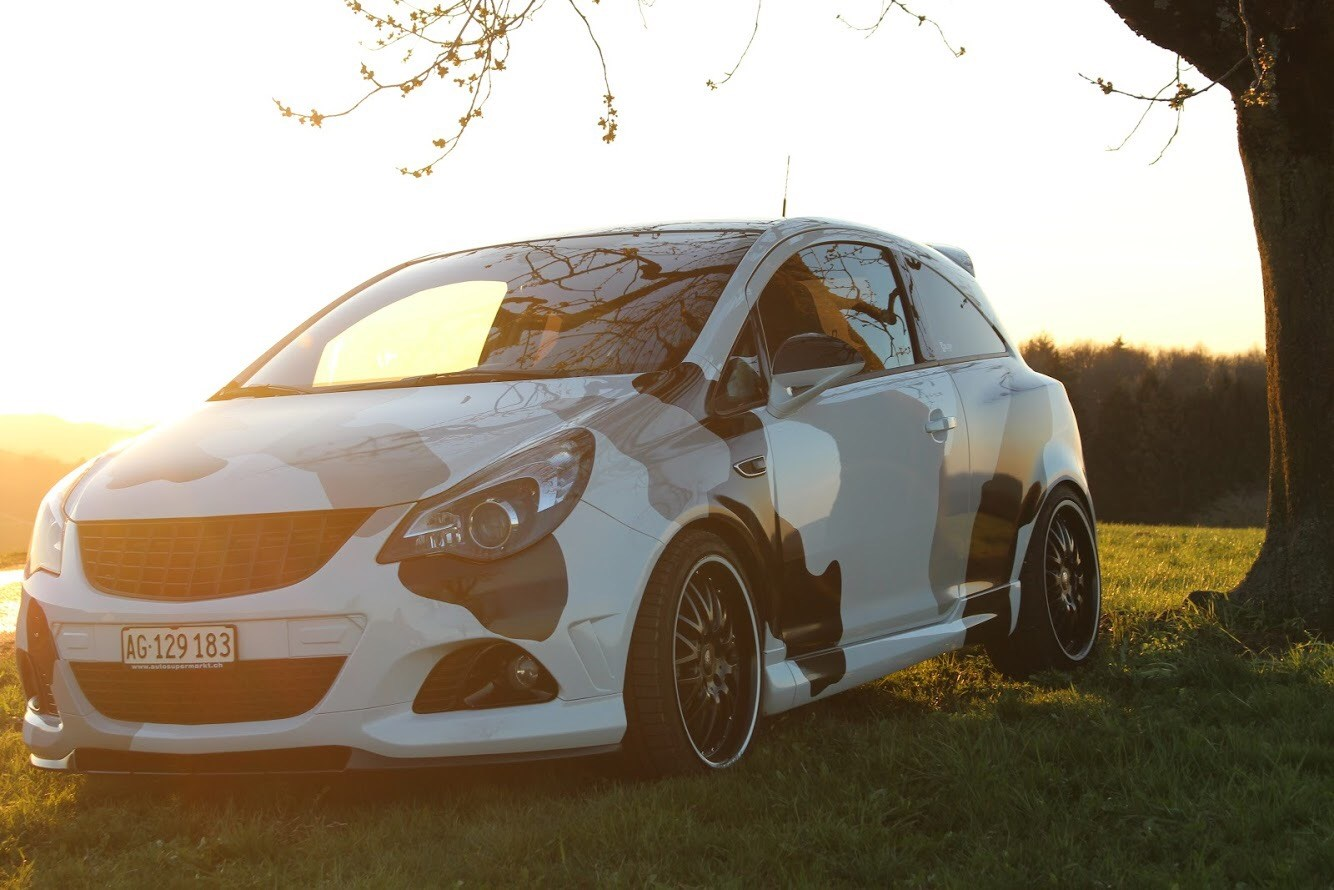 Opel Corsa 1.6 T OPC Nürburgring Ed.
