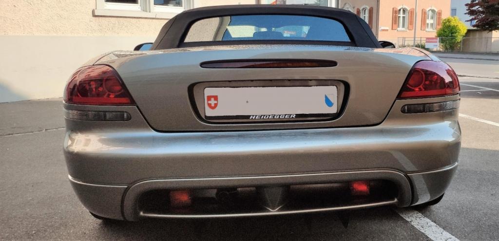 Dodge Viper 8.3 V10 SRT-10